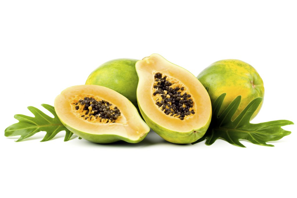 Les graines et les feuilles de papaye bio sont des anticancer naturels